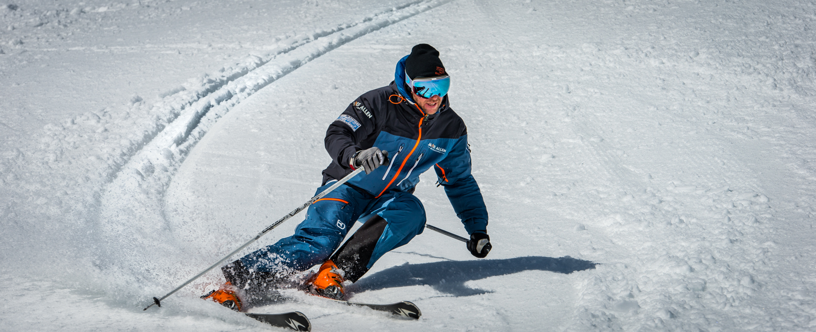 ski lessons in tignes and val disere